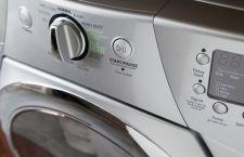 C3RCM9 Controls on front loading washing machine