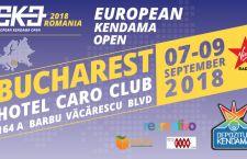 EKO 2018 – Campionatul European Kendama in Bucuresti, intre 7-9 septembrie