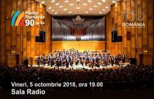 Alexandru Tomescu deschide noua stagiune de la Sala Radio!