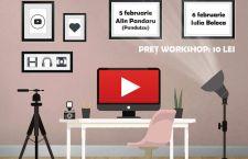 PR Tea & AD Cookies, despre YouTube: cu Pandutzu si Iulia Boloca