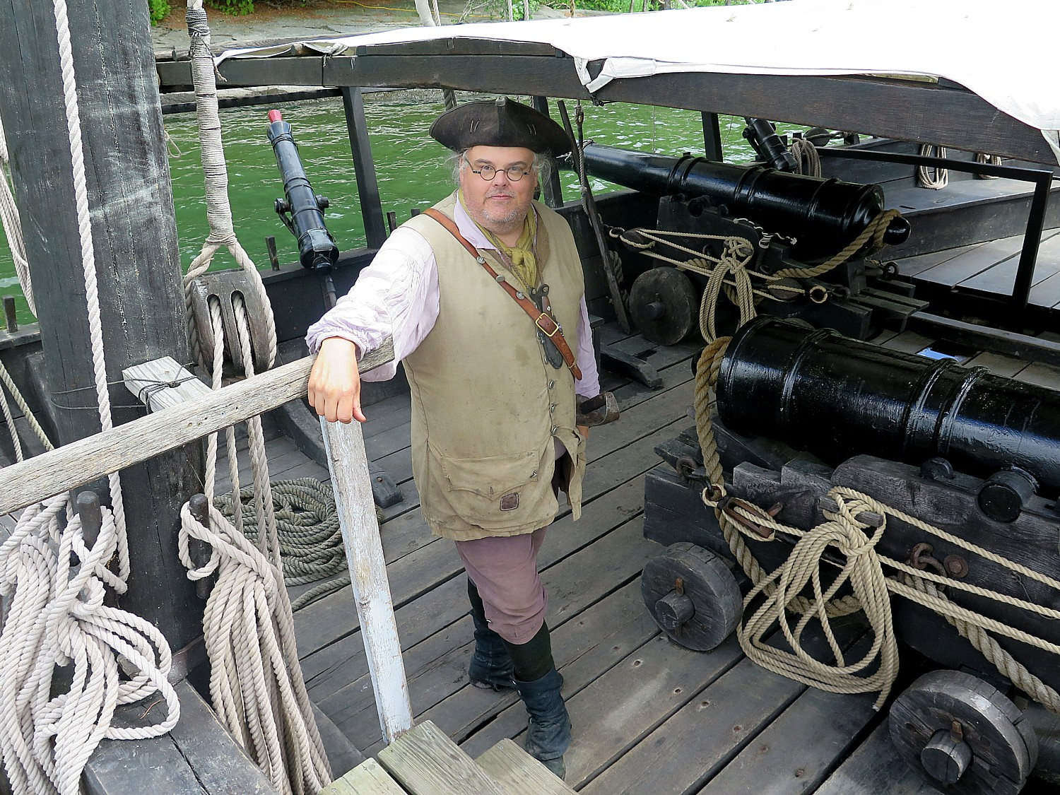Maritime Len lake chlain maritime museum engages visitors in vermont s living