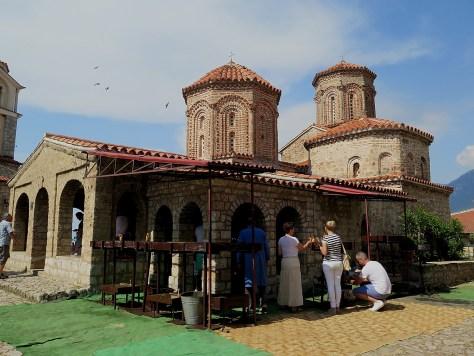Church of St. Naum © 2016 Karen Rubin/goingplacesfarandnear.com