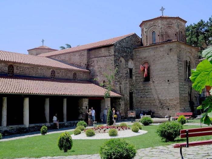 St. Sophia, Ohrid © 2016 Karen Rubin/goingplacesfarandnear.com