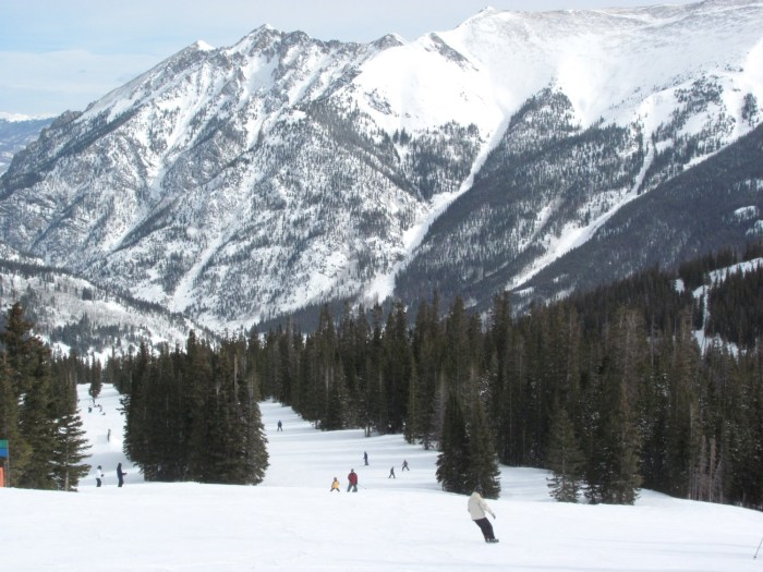 Copper Mountain, Colorado is one of the Colorado Ski Country USA resorts participating in The M.A.X. Pass program as well as the Rocky Mountain Super Pass © 2016 Karen Rubin/goingplacesfarandnear.com
