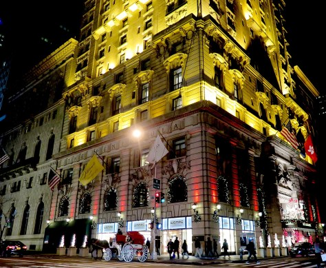 Many of the city's hotels have special holiday-themed packages © 2016 Karen Rubin/goingplacesfarandnear.com