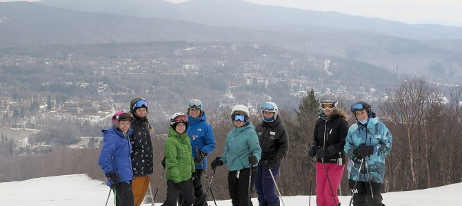 Mount Snow's First Ever Devin Logan Experience Provides Template for New Women's Programs