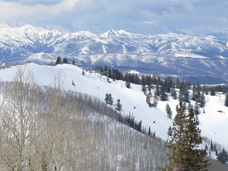 park city mountain, utah: biggest ski area in us is one of easiest