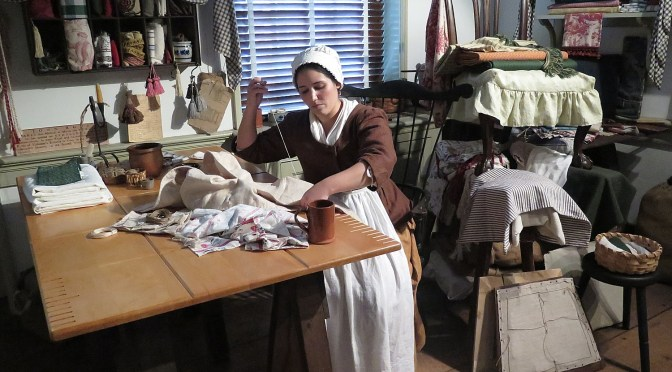 72 Hours In Philadelphia: Meet Betsy Ross: A Thoroughly Modern Woman