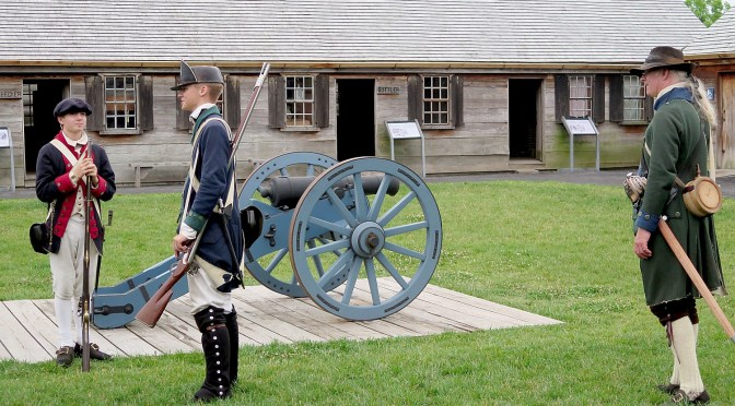 Cycle the Erie: At Fort Stanwix, Rome, Time Travel Back to America's Colonial, Native American Past