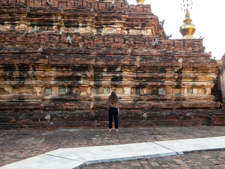 travelling to Myanmar solo