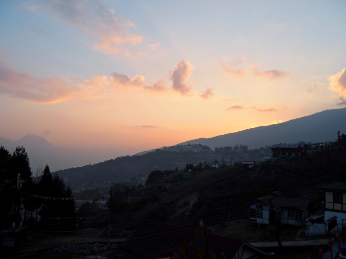Sunset Tawang