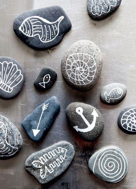 Mod Rock Art Ideas
