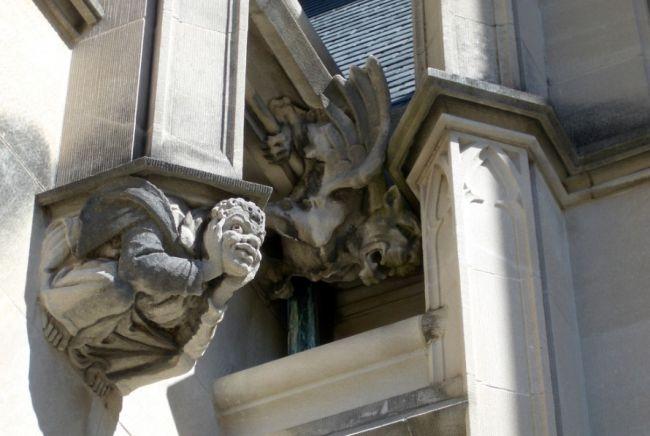The History Of Gargoyles Gothic Architecture