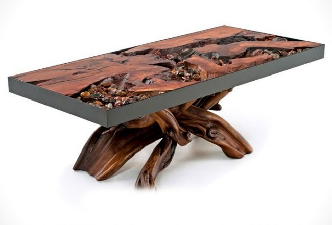 100 unique coffee tables styling ideas for your living room wood One of a kind coffee tables