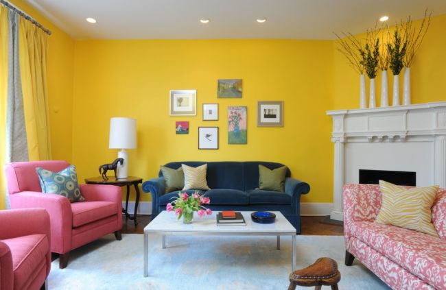 Sophisticated Shades of Yellow
