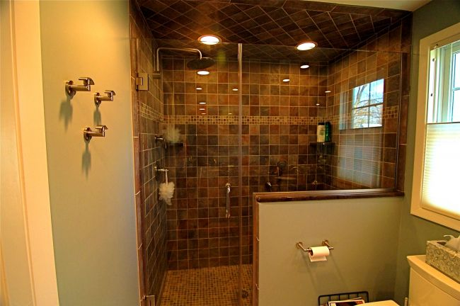 Walk In Showers For Small Bathrooms To Your Ideas And - Small bathroom remodel with walk in shower