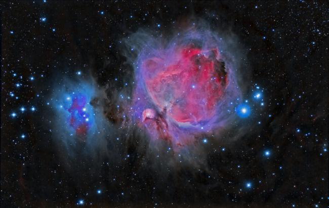 Modifikasi Teori Nebula
