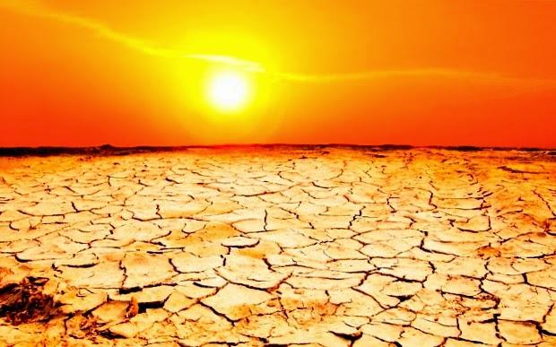 pemanasan global adalah
