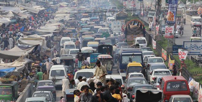 Dampak Urbanisasi