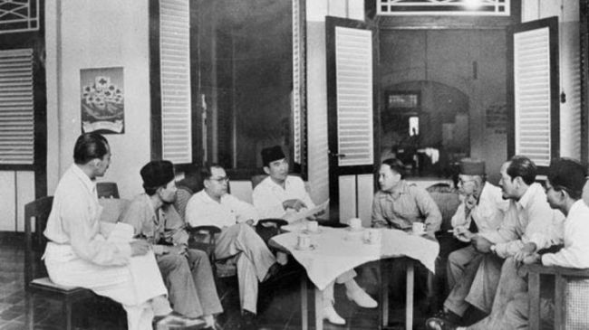 Sejarah Singkat Proklamasi Indonesia