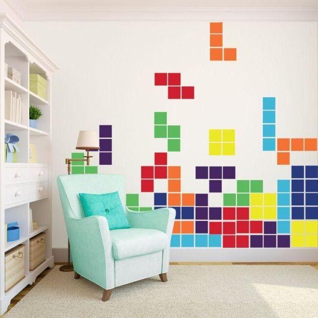 Simply a Tetris