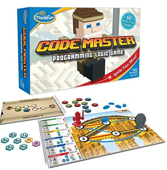 Coding Game For Kids Code Master