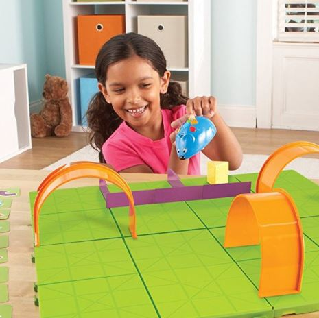 Coding Game For Kids Go Robot Mouse