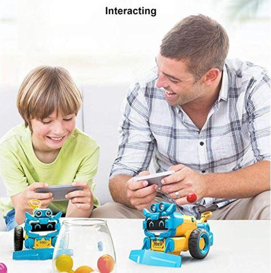 Coding Game For Kids ODEV Func. Robot