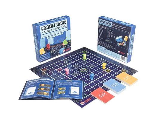 Coding Game For Kids Robot Wars