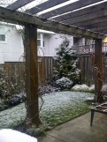 Snow in Portland 4