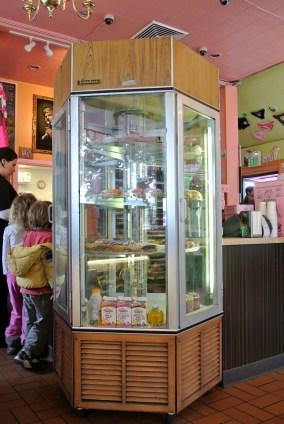 Doughnut Display Case