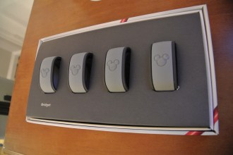 Disney's Magic Bands - ready for wear!