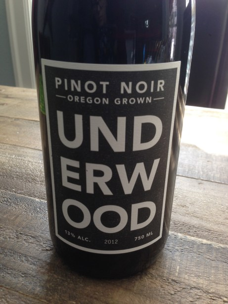 Underwood Pinot Noir