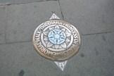 Princess Diana Memorial Walk Marker