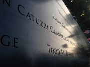 National 9/11 Memorial Reflection Pool Inscription - Todd Beamer