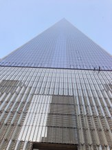 One World Trade Center Looking Up