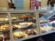 Great selection of delicious fudge!