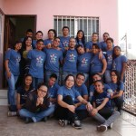 Youth trained by GOJoven Honduras