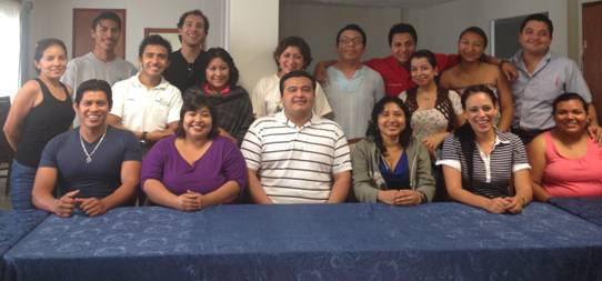 GOJoven Mexico is proud to teach young people about their sexual and reproductive health and rights