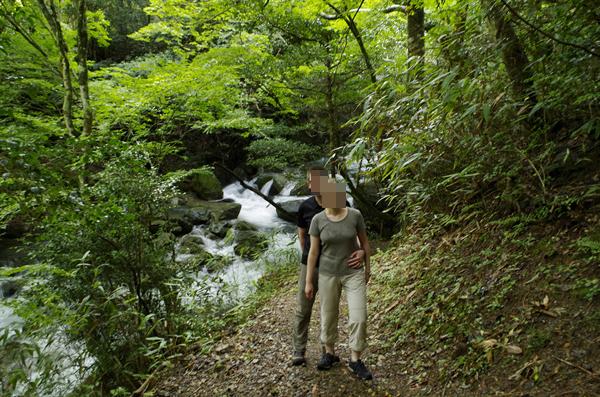 Hike to Sendan Todoro