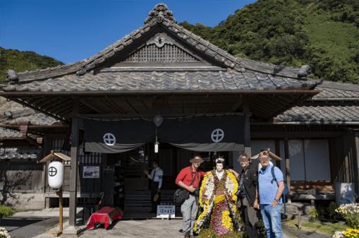 Lord's residence in Sengan-en