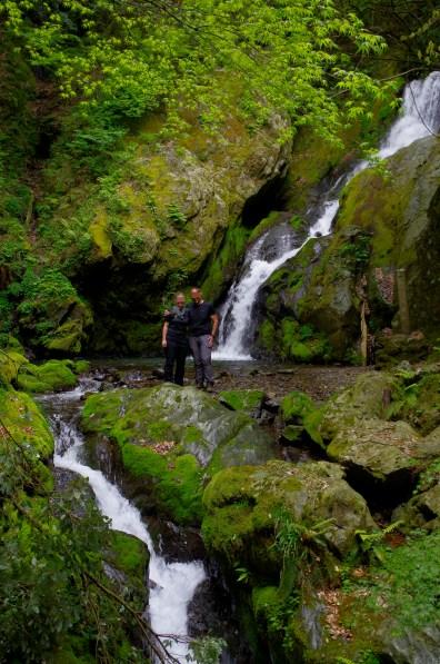 Umenoki todoro waterfalls