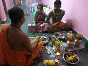 Ekadasha Rudra Puja Gokarna