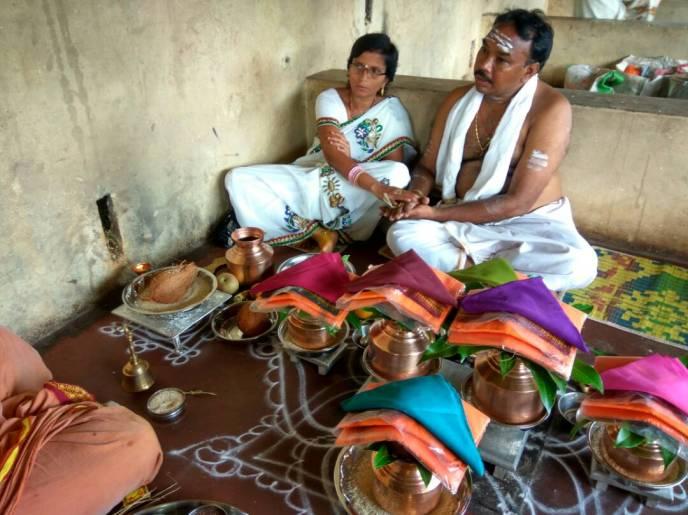 Narayan Bali Puja Gokarna