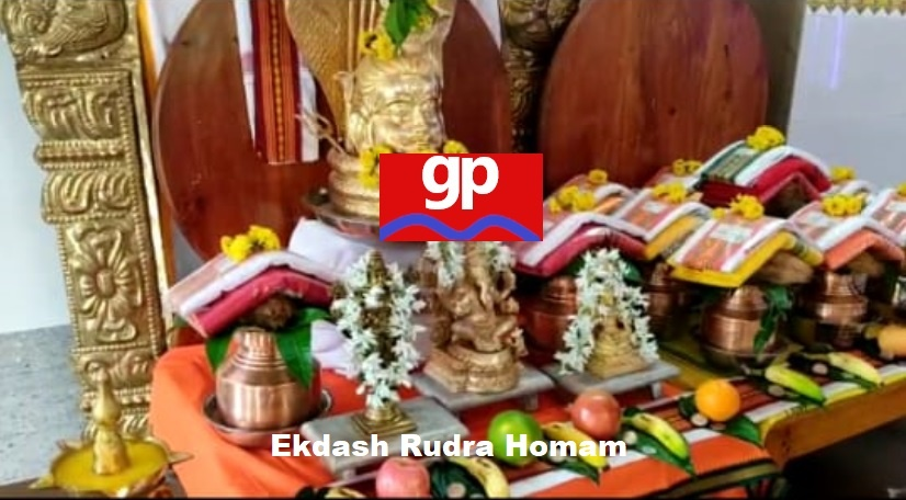 Ekadash Rudra Homam