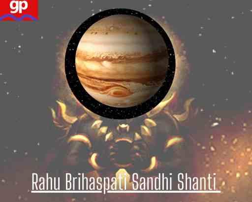 Rahu Brihaspati Sandhi Shanti