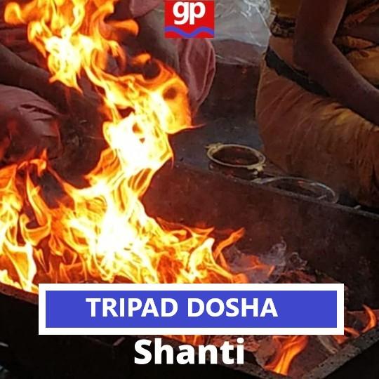 Tripad Dosha Shanti