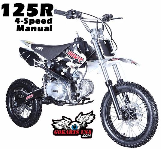 Ssr 125cc Pit Bike Races
