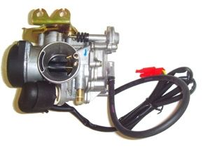 CARBURETOR OKO GY6150CN250 CVK 30MM AUTOMATIC CHOKE