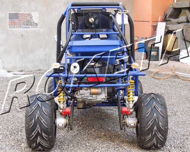 Roketa Gk 33 Ksx 250w 250cc Dune Buggy